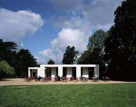 Chiswick House Café sees off the competition