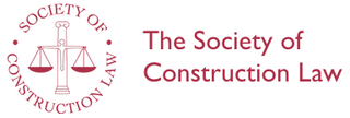 Society of Construction Law AGM and Annual Dinner