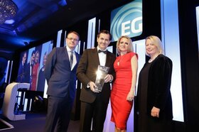 CBRE Global Investors wins 'Investment Manager of the Year Award' at Estates Gazette Awards