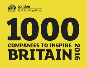 BLP Insurance named in London Stock Exchange's '1000 Companies to Inspire Britain'